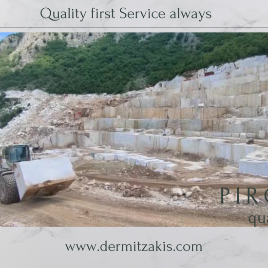 greece marble quarry